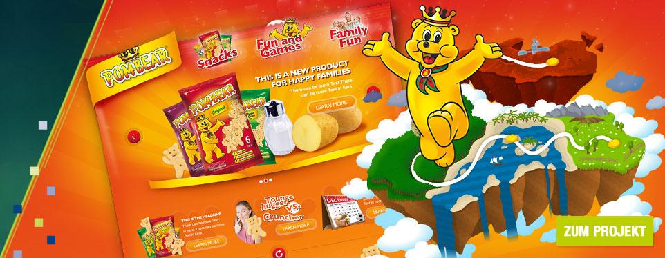Internationaler Relaunch bei POM-BÄR: Bärenstarker Freizeitspaß für Familien und Kids