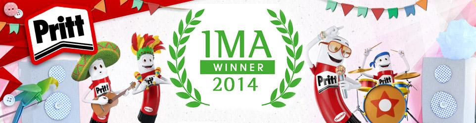 Interactive Media Award Mr. Pritt
