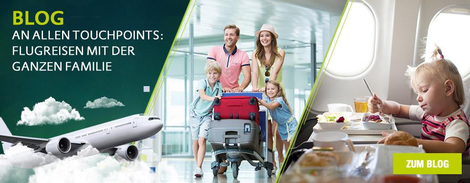 Entspannt reisen mit der ganzen Familie