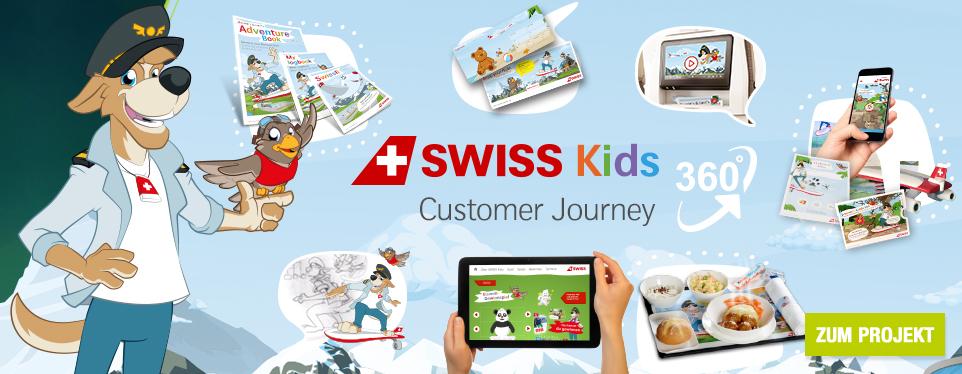 Kundenbindung bei SWISS