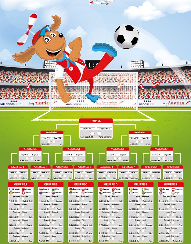 Smilo Fußball-Poster