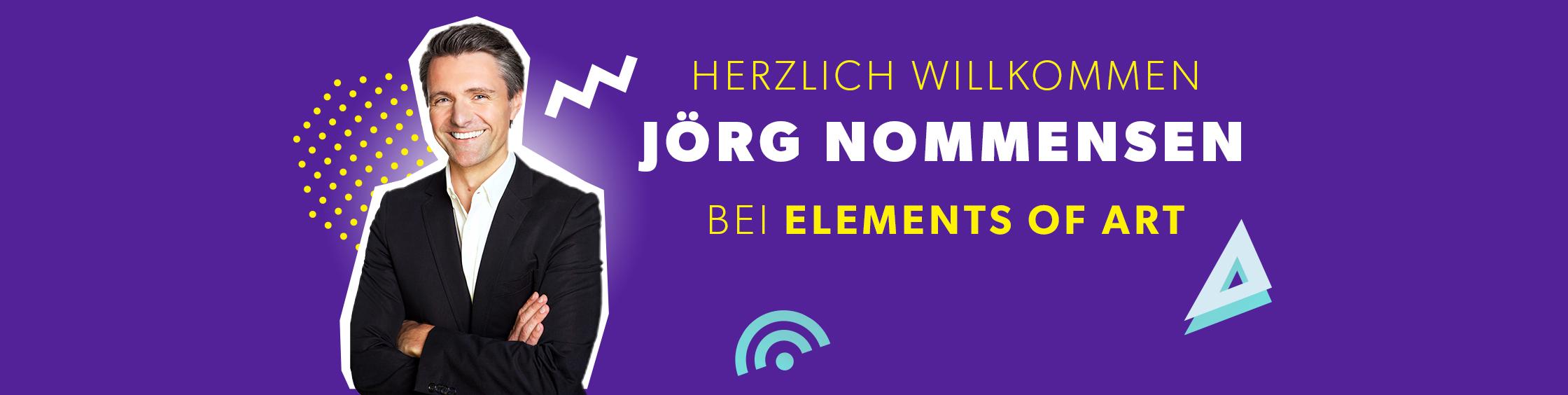 Neuer EoA-Mitarbeiter Joerg Nommensen