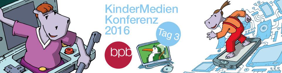 KinderMedienKonferenz 2016