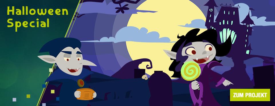 Das EoA Halloween-Special - Wir beGEISTern Ihre Zielgruppe!