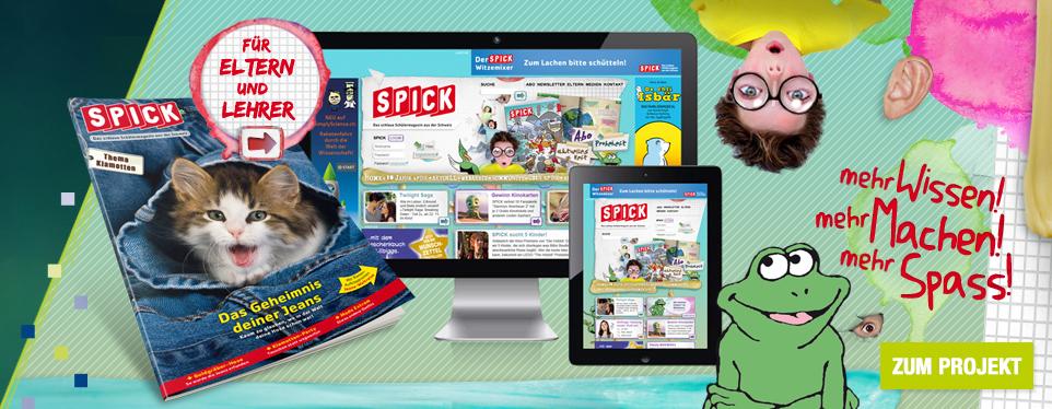Das größe Schweizer Kinder- und Jugendmagazin startet mit großer Community in 2014 durch