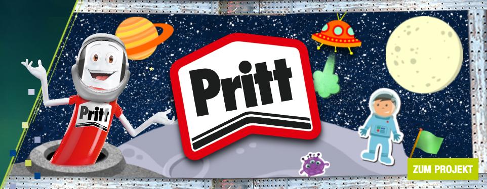 Auf ins Abenteuer mit Mr. Pritt