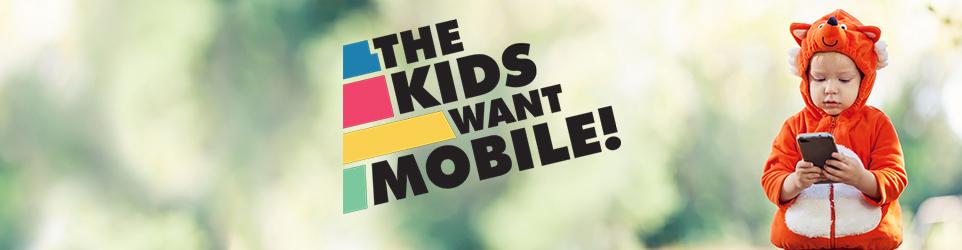 Elements of Art (EoA): Kinder wollen mobile Anwendungen!