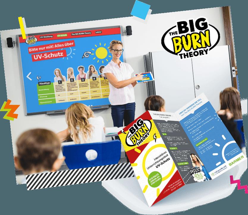 Content für Schulen