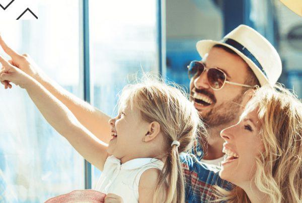 Familien sind eine wertvolle Marketing-Zielgruppe