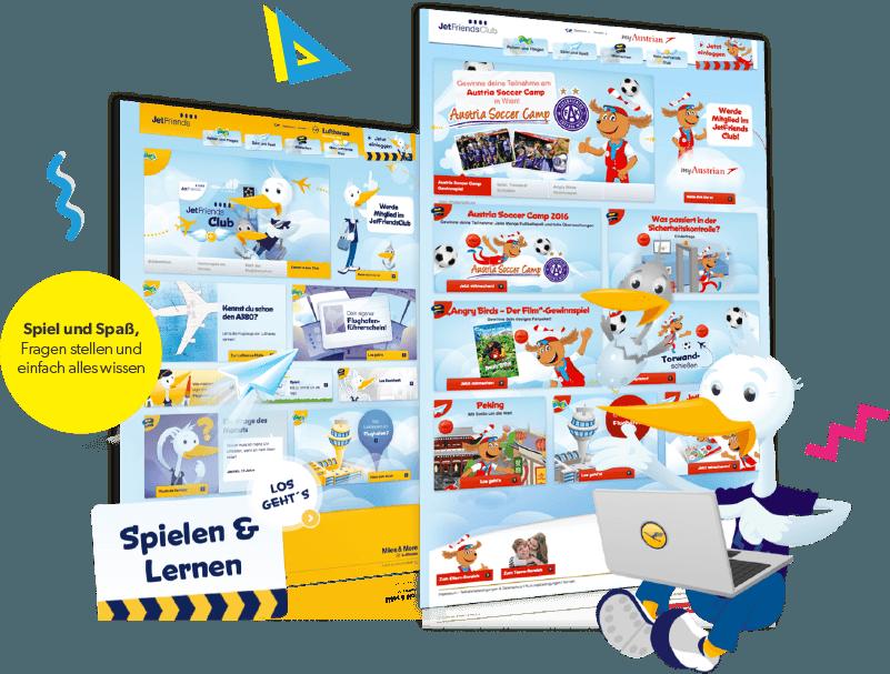 Wir kreieren Kinder Content und Stories