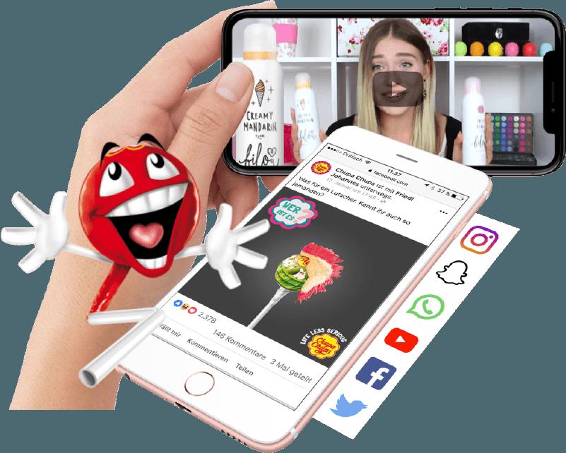 Social Buzz generieren